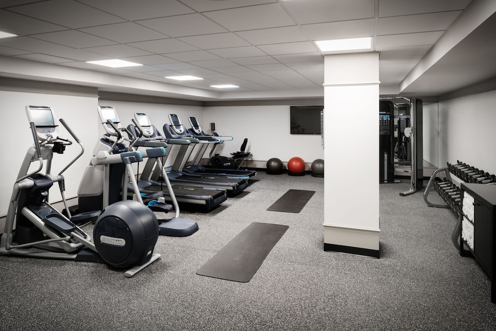 Fitness Facility, The Darcy Hotel