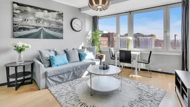 Forenom Serviced Apartments Oslo Rosenhoff