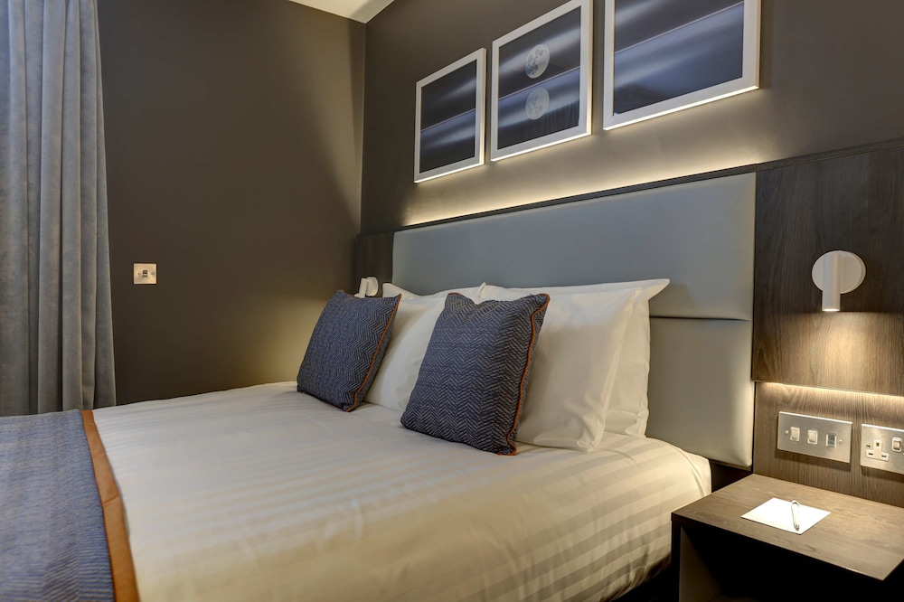 Room, Best Western Plus Vauxhall Hotel