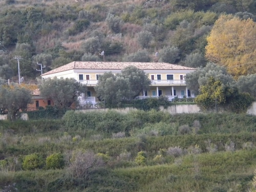 A Country Estate With Pool Surrounded by Olive Trees and Near the sea