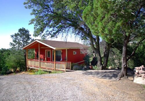 Great Place to stay Pinos Altos Cabins near Silver City