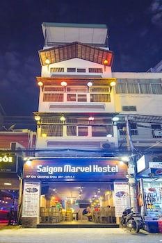 Saigon Marvel Hostel