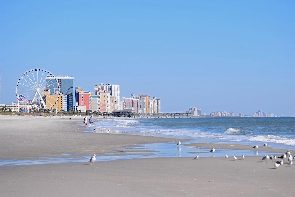 Sc Beach Boardwalk Hours