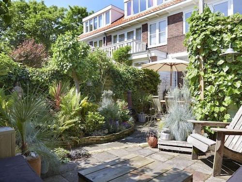 Characteristic Family House With Garden, Near Beach and Center of Haarlem