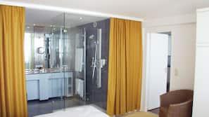 Allergivenligt sengetøj, pengeskab på værelset, individuelt design