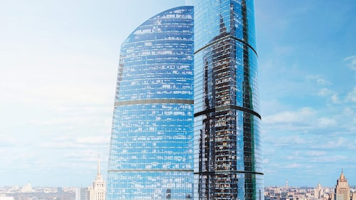 Sky Apartments Moscow City MIBC