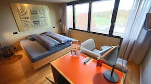Zimmersafe, Schreibtisch, kostenloses WLAN, Barrierefreiheit