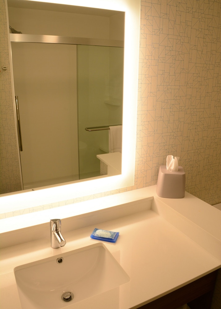 Bathroom, Holiday Inn Express & Suites Pittsburgh - Monroeville