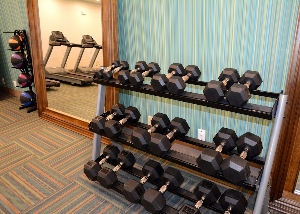 Fitness Facility, Holiday Inn Express & Suites Pittsburgh - Monroeville