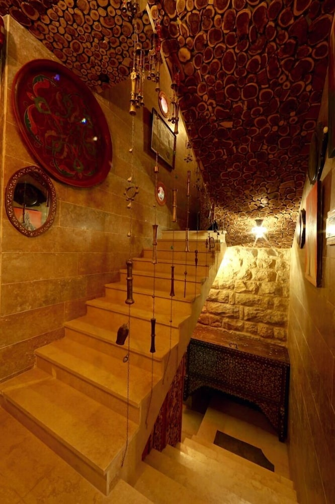 Staircase, Remhala Guest House
