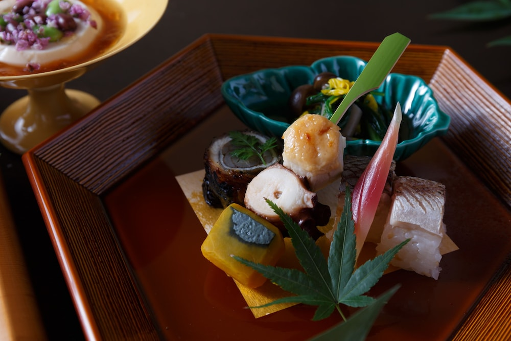 Food and Drink, HOTEL THE CELESTINE KYOTO GION