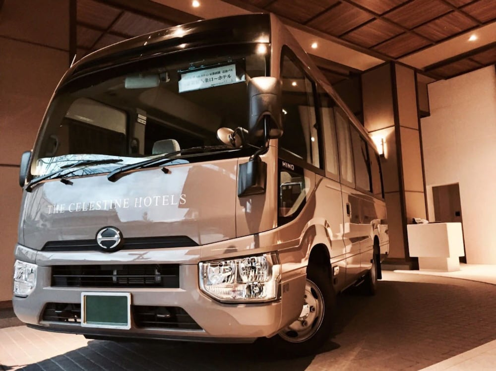 Airport Shuttle, HOTEL THE CELESTINE KYOTO GION