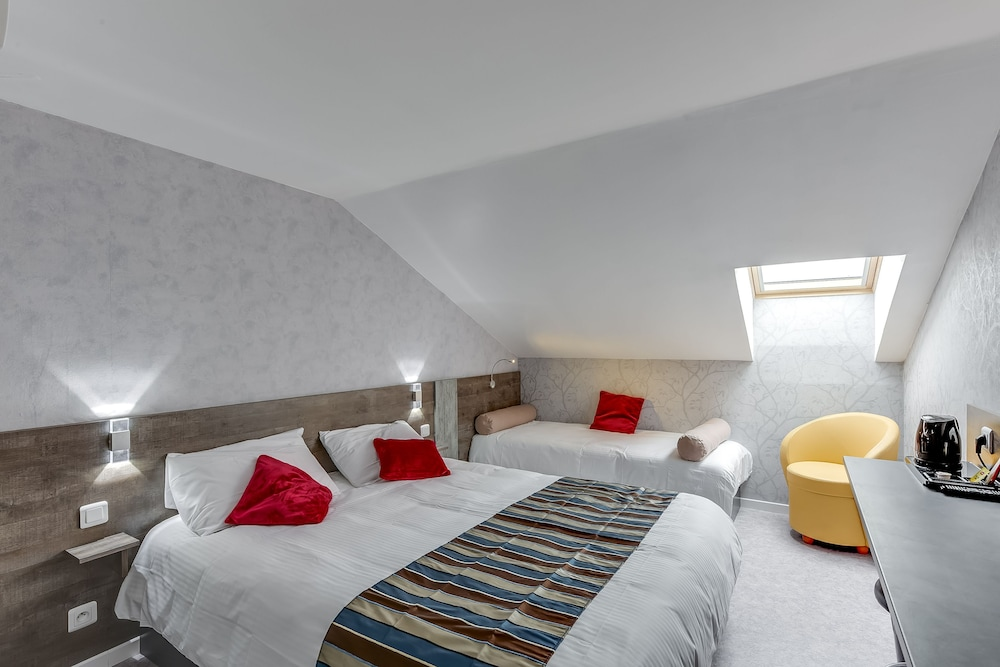 Brit hotel confort thouars: 2018 room prices $47 deals & reviews