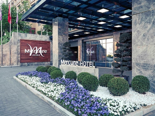 Mercure Bursa The Plaza Thermal & Spa Hotel