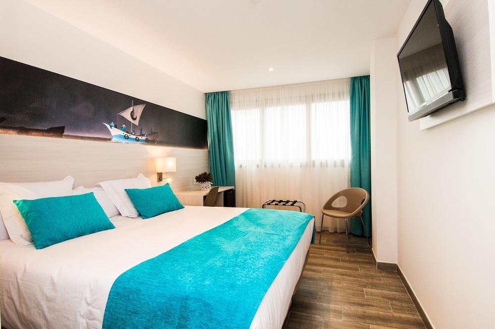 Habitación hotel censal