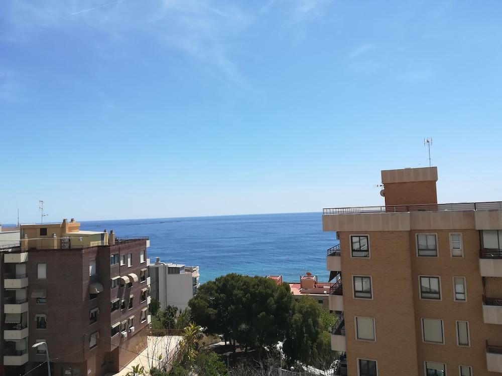 Vista desde la habitación hotel censal