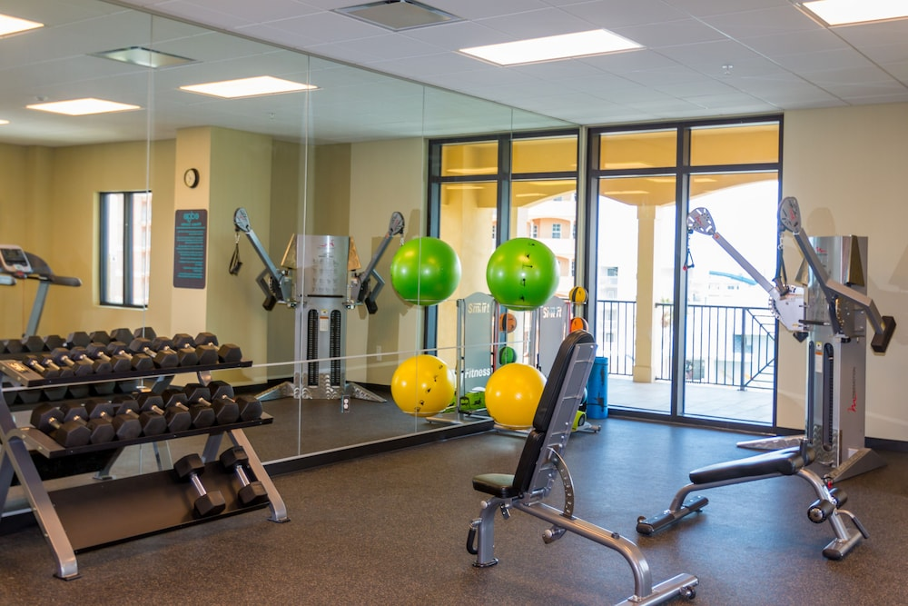 Fitness Facility, Edge Hotel Clearwater Beach
