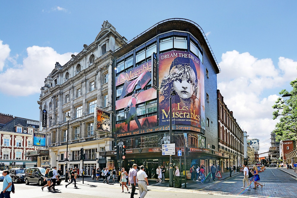 The Leicester Square C...