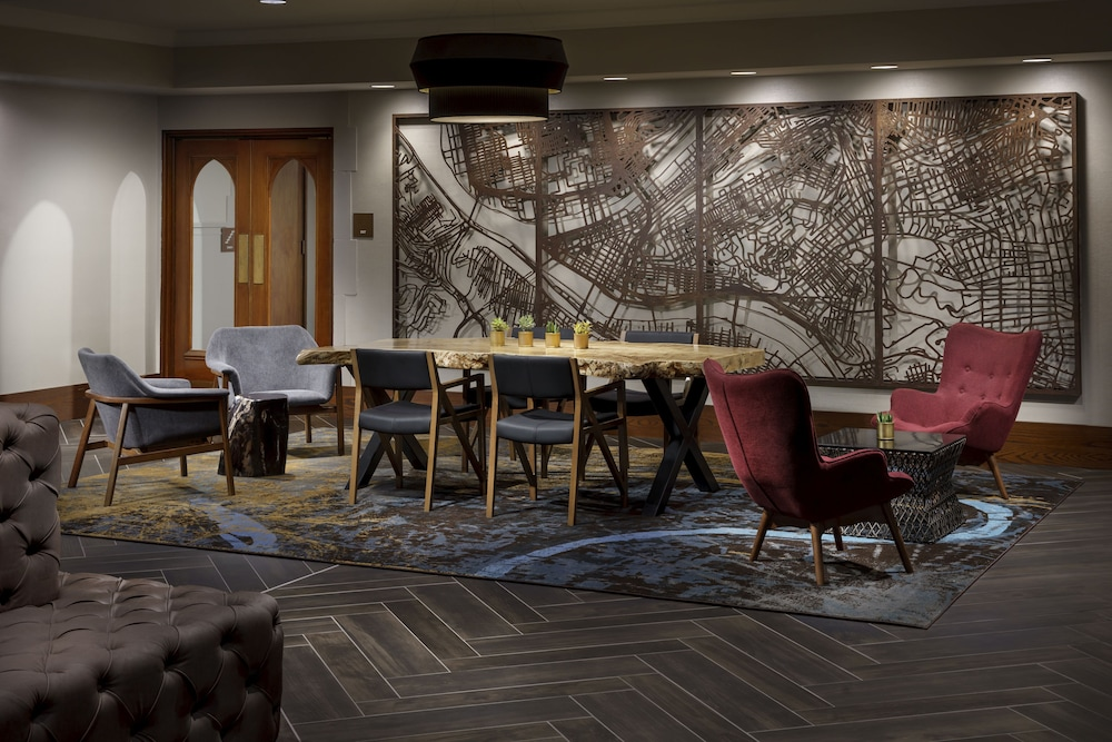 Lobby, Distrikt Hotel Pittsburgh, Curio Collection by Hilton