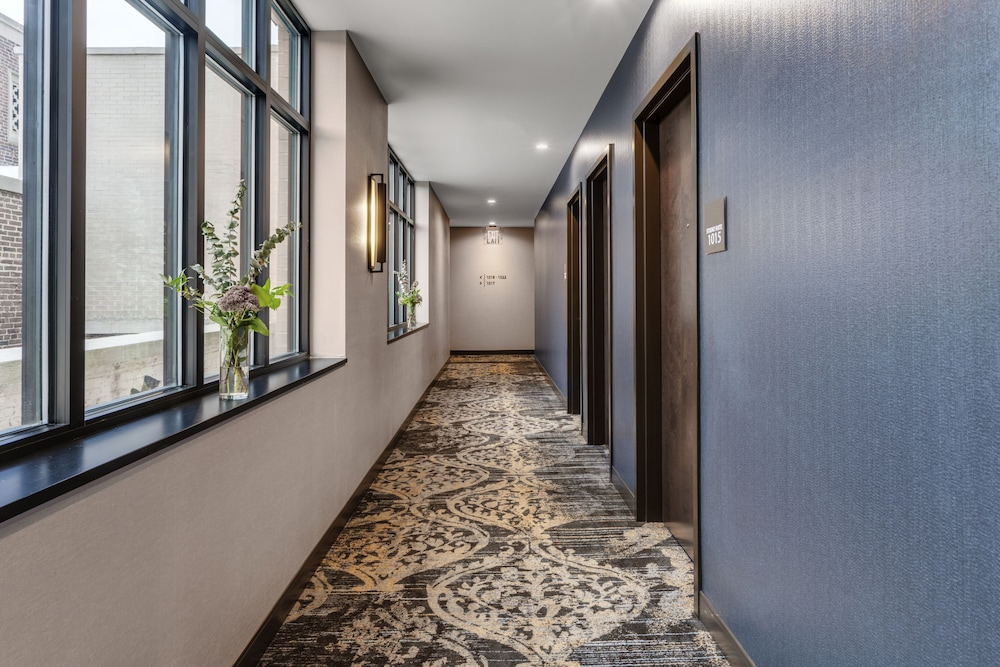 Hallway, Distrikt Hotel Pittsburgh, Curio Collection by Hilton