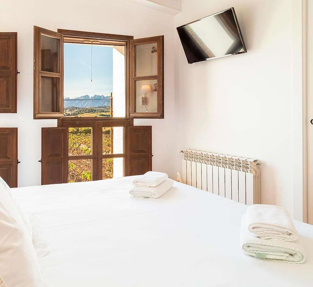 Room, Masia Can Canyes & Spa