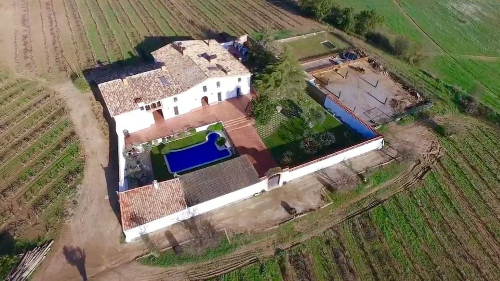 Aerial View, Masia Can Canyes & Spa