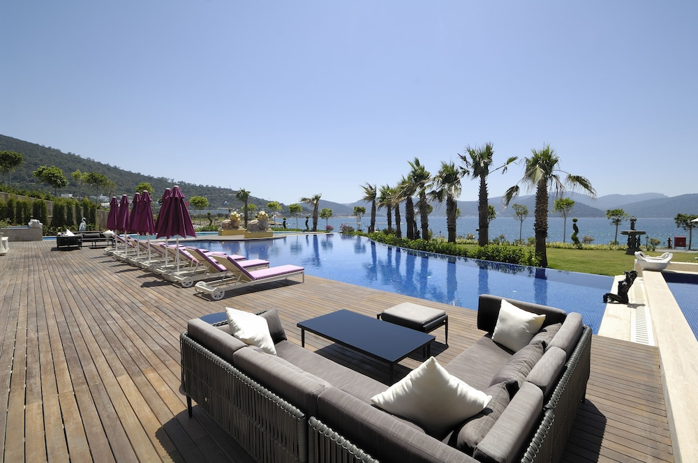 View from Room, Be Premium Bodrum