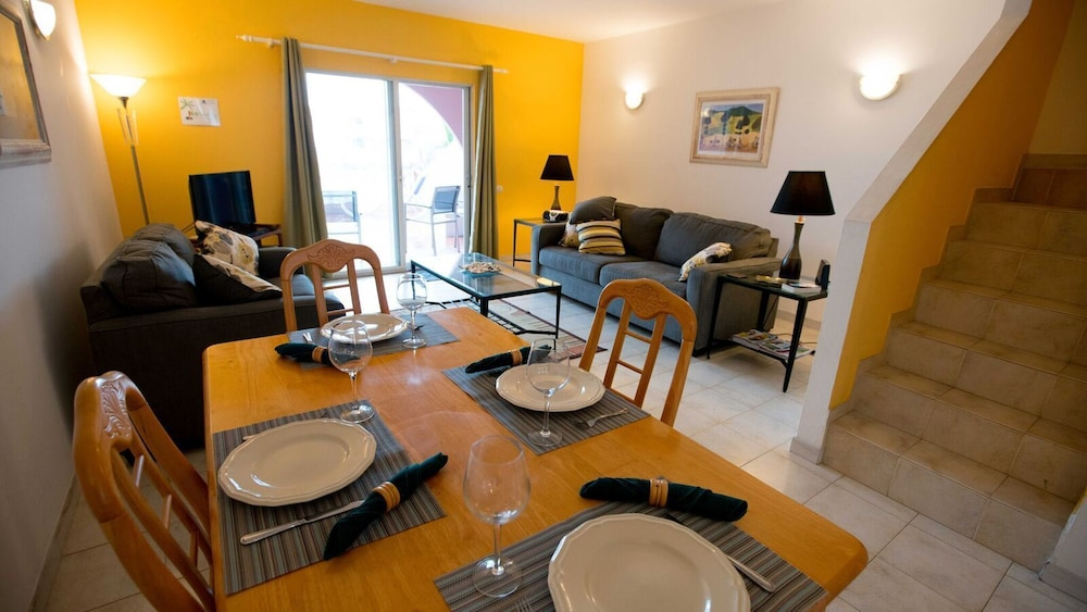 In-Room Dining, Villa 422D at Jolly Harbour