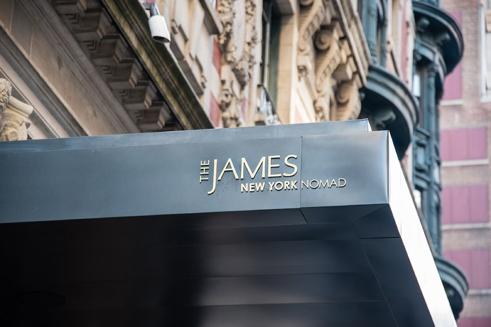 Front of Property, The James New York - NoMad