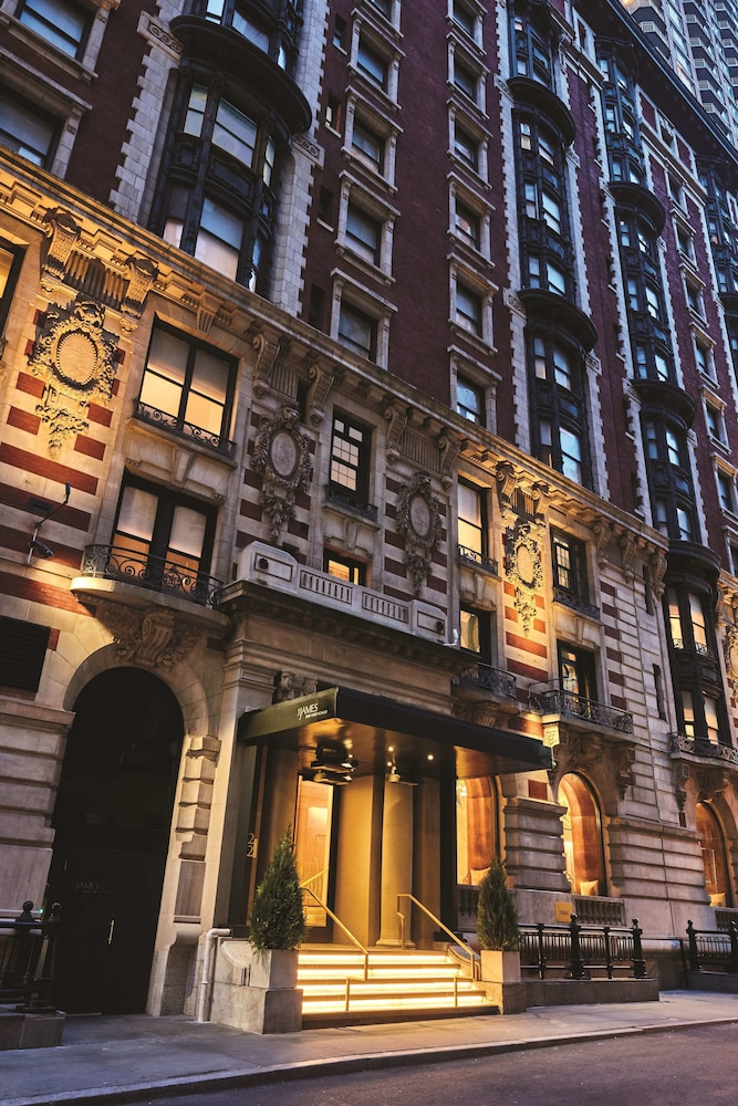 Exterior, The James New York - NoMad