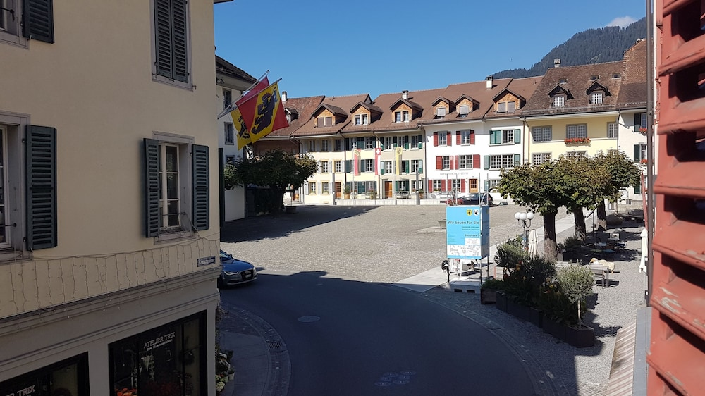 View from Room, The Aarburg