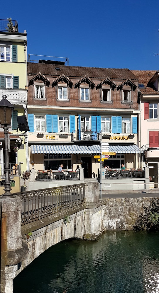 Front of Property, The Aarburg