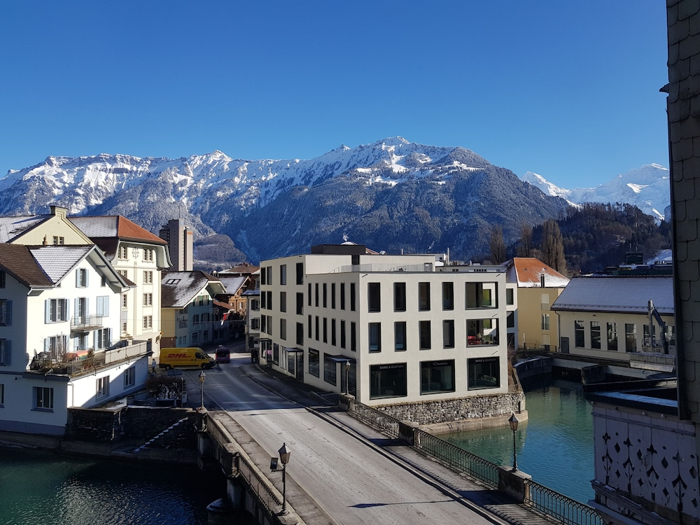 View from Property, The Aarburg