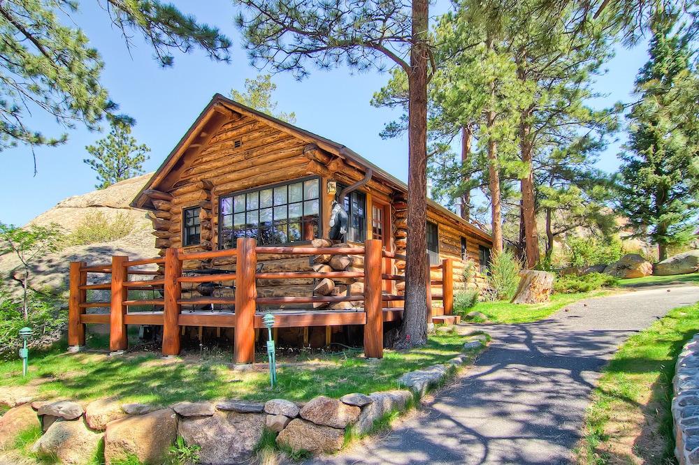 Columbine Cabin Estes Park Cabin Rental Near Rocky Mountain National