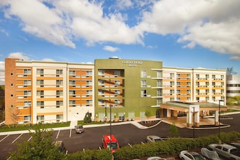 Courtyard by Marriott Yonkers Westchester County, White