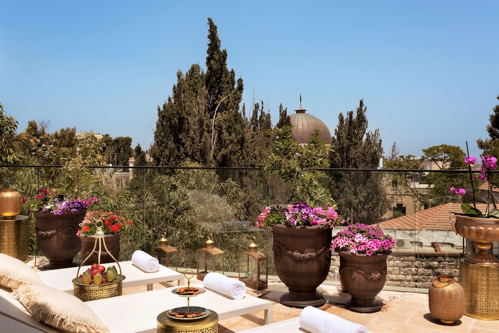 View from Property, Villa Brown Jerusalem