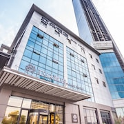 Atour Hotel Jinji Lake Expo Center Suzhou