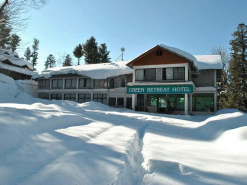 Green Retreat Hotel