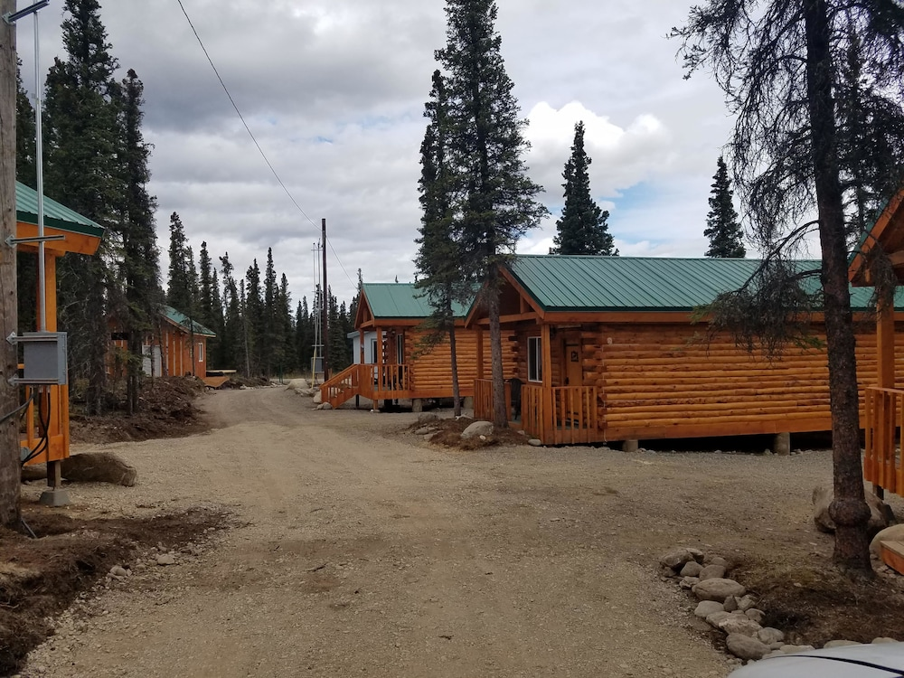 Denali Tri Valley Cabins In Denali Hotel Rates Amp Reviews