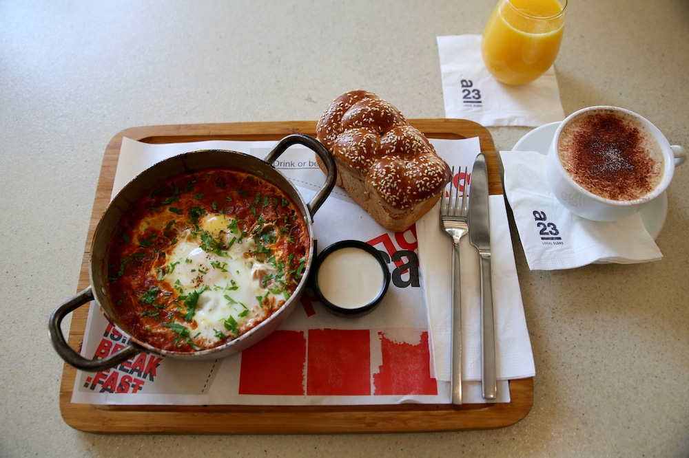 Breakfast Meal, A23 Boutique Hotel