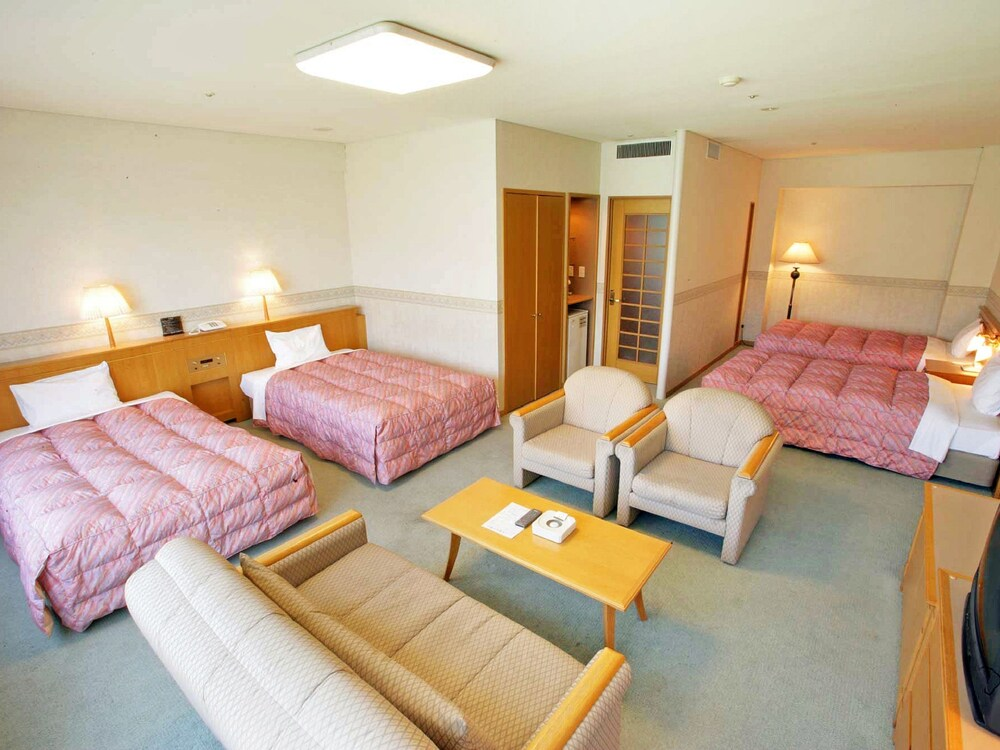 Room, TSUMAGOI RESORT SAI NO SATO