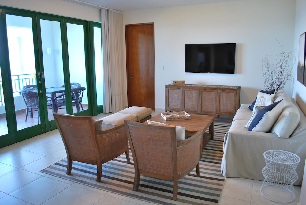 Living Area, VPR Apartments- Ocean Villas at Rio Mar