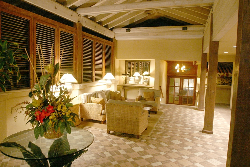 Lobby, VPR Apartments- Ocean Villas at Rio Mar