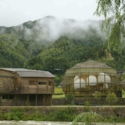 The International Cultural and Creative Bamboo Village