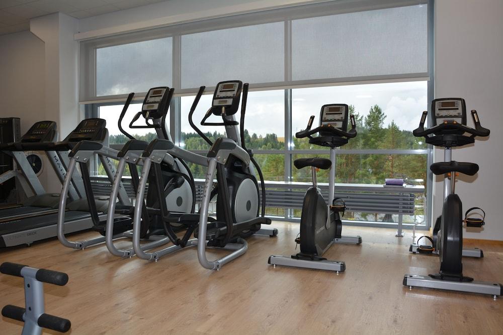 Installations sportives sport   spa hotel vesileppis