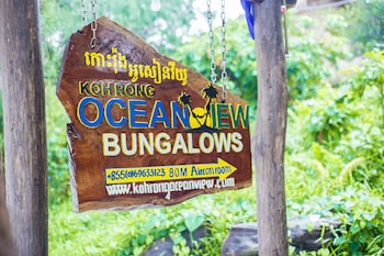 Koh Rong Ocean View Bungalows