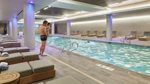 실내 수영장, 06:00 ~ 22:00 오픈, 무료 카바나