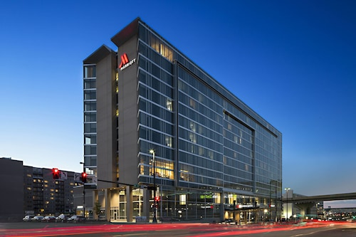 Great Place to stay Omaha Marriott Downtown at the Capitol District near Omaha