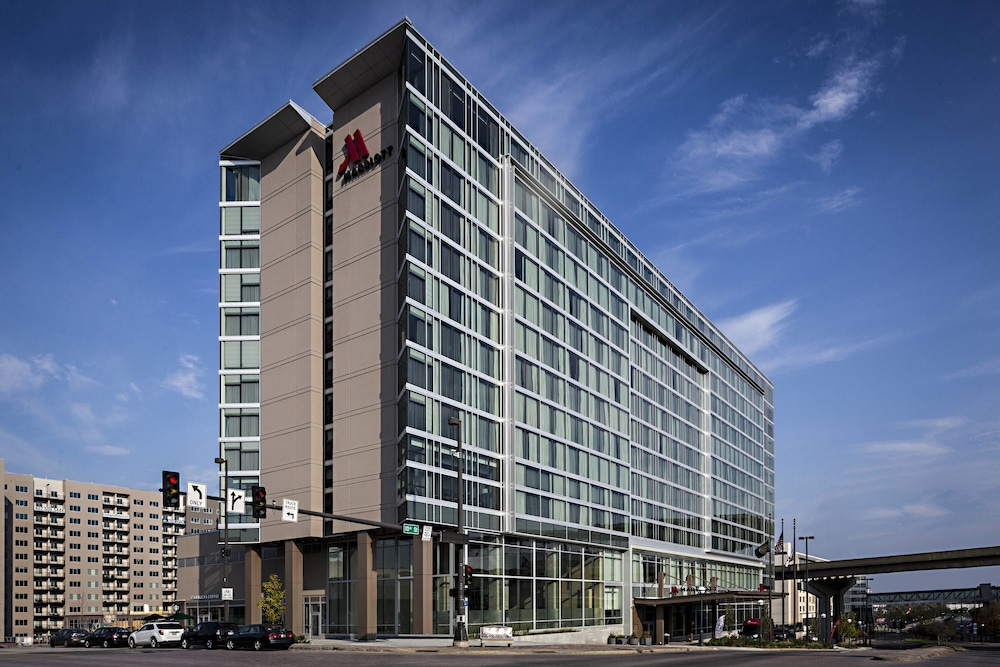 Exterior, Omaha Marriott Downtown at the Capitol District