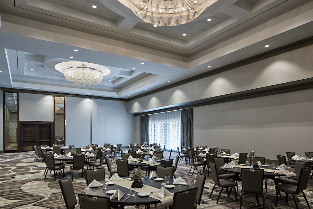Meeting Facility, Omaha Marriott Downtown at the Capitol District